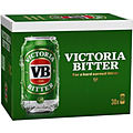 VIC BITTER 375ML CANS 30PK
