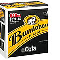 BUNDY UP AND COLA BTL 640ML 12PK