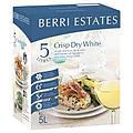 BERRI CRISP DRY WHITE 5LTR
