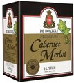 DE BORTOLI PREMIUM CABERNET MERLOT 4LTR CASK