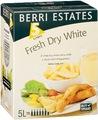 BERRI FRESH DRY WHITE 5LTR