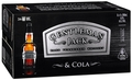 GENTLEMAN JACK AND COLA STUBBIES - SPEND OVER $20 ON JACK DANIELS AND GO INTO THE DRAW TO WIN A BAR FRIDGE! DRAWN 26TH SEPT 19