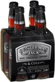 GENTLEMAN JACK AND COLA STUBBIES 4PK - SPEND OVER $20 ON JACK DANIELS AND GO INTO THE DRAW TO WIN A BAR FRIDGE! DRAWN 26TH SEPT 19