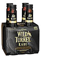 WILD TURKEY RARE AND COLA STUBBIES 4PK