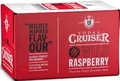 VODKA CRUISERS WILD RASPBERRY