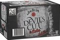 JIM BEAM DEVILS CUT AND COLA STUBBIES