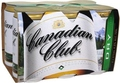 CANADIAN CLUB AND DRY CAN 6PK