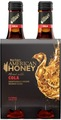 WILD TURKEY HONEY AND COLA STUBBIES 4PK