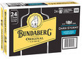 BUNDABERG DARK AND STORMY 5% CANS