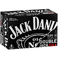 JACK DANIELS DOUBLE JACK & COLA STUBBIES