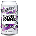 ABSOLUT BERRY LIME CAN 4PK