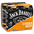JACK DANIELS + GINGER BEER STUBBIES