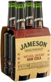 JAMESON RAW & COLA STUBBIES 4PK