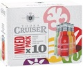 CRUISERS MIXED 10PK