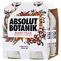 ABSOLUT BERRY PEAR 4PK