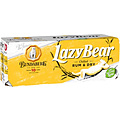 BUNDABERG LAZYBEAR DRY LIME 330ML CAN 10PK