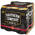 SOUTHERN COMFORT + COLA BLACK 6% CANS