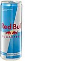 RED BULL SUGAR FREE CANS 250ML