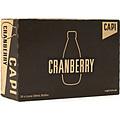 CAPI CRANBERRY BTL 250ML 24PK