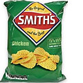 SMITHS CRINKLE CUT CHICKEN CHIPS 45G