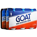 GOAT LAGER CANS 375ML 6PK