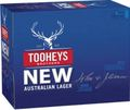 TOOHEYS NEW 375ML CANS 30PK