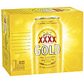 XXXX GOLD 375ML CANS 30PK