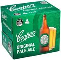 COOPERS PALE 750ML BTL 12PK - GO INTO THE DRAW TO WIN A COOPERS DARTBOARD