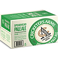 CRICKETERS ARM SPEARHEAD PALE ALE STUBBIES