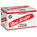 RED STRIPE LAGER STUBBIES