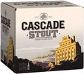 CASCADE STOUT 375ML STUBBIES 16PK