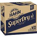HAHN SUPER DRY BTL 700ML 12PK
