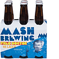 MASH FREO DR PALE 4.5% LAGER 330ML STUBBIES 6PK
