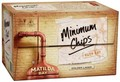 MINIMUM CHIPS GOLDEN LAGER 345ML STUBBIES