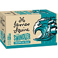 JAMES SQUIRE SWINDLER TROPICAL ALE STUBBIES