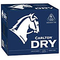 CARLTON DRY 700ML BTL 12PK