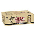 GREAT NORTHERN SUPER CRISP LAGER 3.5% 330ML CANS 24PK
