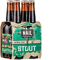 NAIL OATMEAL STOUT 330ML STUBBIES 4PK