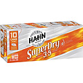 HAHN SUPER DRY 3.5% 375ML 10PK CANS