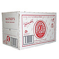 MATSOS CHILLI BEER 330ML STUBBIES